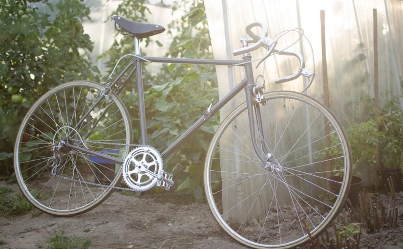 ZZR Huragan— mój nowy, stary rower