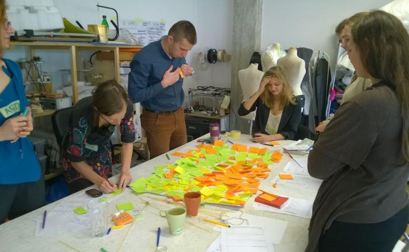 Medialab Kraków — design thinking w projektowaniu innowacji na rzecz zmiany społecznej