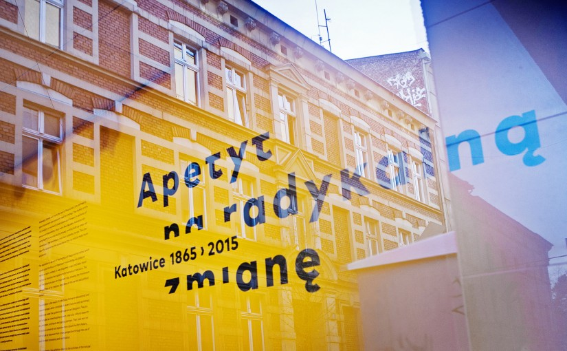 <em>Apetyt na radykalną zmianę</em> — nasza wystawa w Galerii Miasta Ogrodów