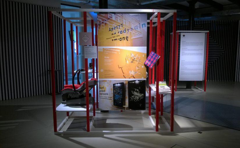 Śląska Rzecz dla naszej wystawy: <em>Apetyt na radykalną zmianę. Katowice 1865–2015</em>