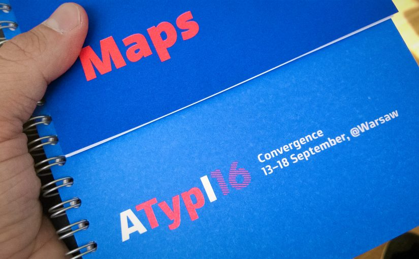 Konwergencja – ATypI16
